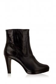 Noe | Leren boots Nabla | zwart  | Afbeelding 1