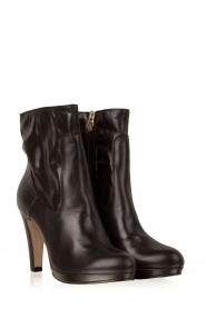Noe | Leren boots Nabla | zwart  | Afbeelding 3