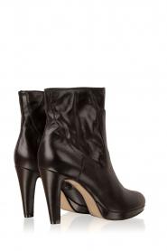 Noe | Leren boots Nabla | zwart  | Afbeelding 4
