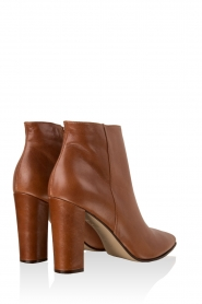 Leather ankle boots Norva | brown