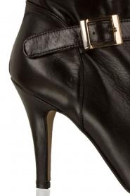 Noe | Leren laarzen Nicole | zwart  | Afbeelding 6