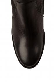 Noe | Leren laarzen Noty | zwart  | Afbeelding 5
