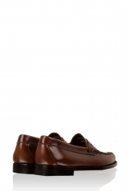 Leather loafers Weejun Penny | brown