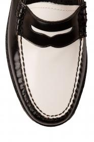 G.H. Bass & Co. | Leren loafers Weejun Penny | zwart  | Afbeelding 5