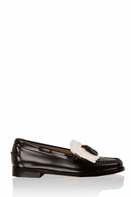 Leather loafers Weejun Esther | black