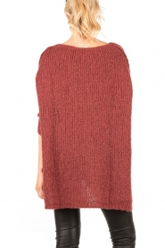 Sweater Boolder | burgundy