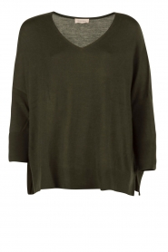 Fine knit Brilliant | green