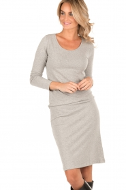 Dress Enastate | grey