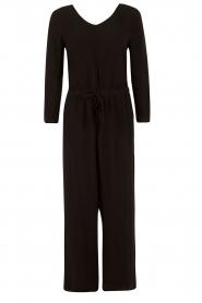 Jumpsuit Holiester | zwart