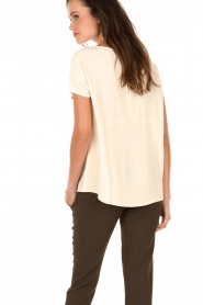 American Vintage | Top Melobay | off-white   | Afbeelding 5