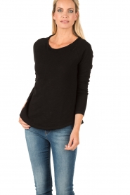 American Vintage |  Top Sonoma | black  | Picture 2