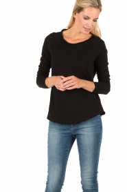 American Vintage |  Top Sonoma | black  | Picture 3