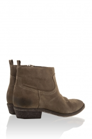 Suede ankle boots Olsen Vesuvio | taupe