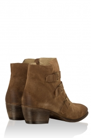 Suede ankle boots Fardau | bruin