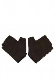 Casall | Ftiness Handschoenen Style | zwart/grijs  | Afbeelding 3