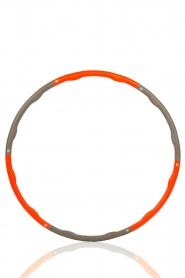 Casall | Fitness Hoelahoep 1,5 kg | oranje  | Afbeelding 1