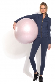 Casall | Gym ball 70 cm | paars  | Afbeelding 2