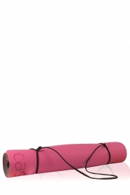 Casall | Yogamat Position | roze  | Afbeelding 1