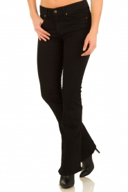 Flared jeans Melrose Inseam 32 | black