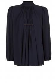 ELISABETTA FRANCHI | Blouse Camicia | Blauw  | Afbeelding 1