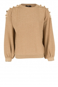 Fine knitted sweater Oro | grey