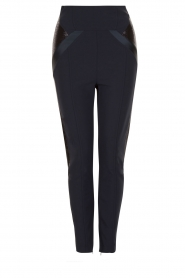 High waist legging Celino | dark blue