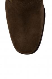 Maluo | Suede laarzen Serafina | groen  | Afbeelding 5