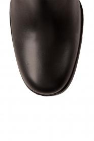 Maluo | Leren laarzen Serafina | zwart  | Afbeelding 5