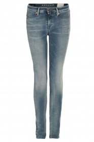 Denham | Super tight skinny jeans Spray | blauw  | Afbeelding 1