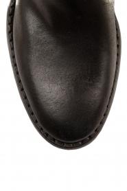 Catarina Martins | Leren laarzen Roger | zwart  | Afbeelding 5