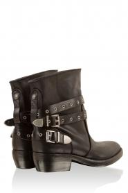 Catarina Martins | Leren laarzen Roger | zwart  | Afbeelding 4