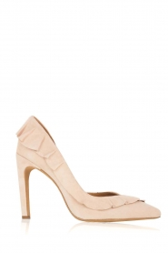 IRO |  Suede pump Escavol | nude  | Picture 1