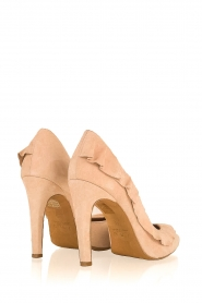 IRO |  Suede pump Escavol | nude  | Picture 5