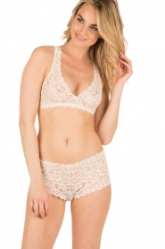 Hanro |  Lace hipster Moments | light beige  | Picture 2