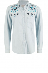 RAILS |  Denim blouse Bret | blue  | Picture 1