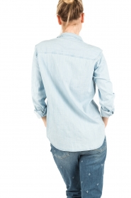 RAILS |  Denim blouse Bret | blue  | Picture 5