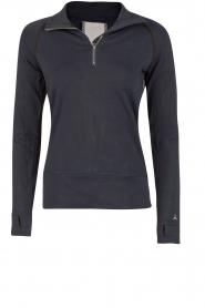 Beta Studios |  Sports sweater Reflex | dark blue  | Picture 1