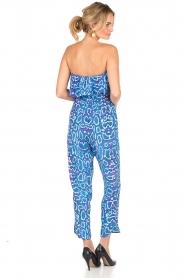 Alice & Trixie | Zijden jumpsuit Memphis | print  | Afbeelding 6