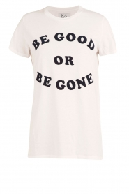 T-shirt Be Good | wit