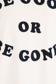 Zoe Karssen | T-shirt Be Good | wit  | Afbeelding 6