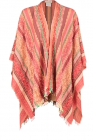 I love my Moment | Poncho Magda | roze  | Afbeelding 1