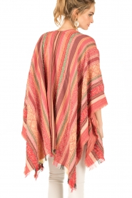 I love my Moment | Poncho Magda | roze  | Afbeelding 5