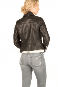 Dante 6 | Leren bikerjas Legend | zwart  | Afbeelding 4