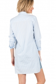 Dante 6 | Lange blouse Rosier | blauw  | Afbeelding 5