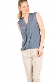 Dante 6 |  Wrap blouse Darlys  | Picture 2