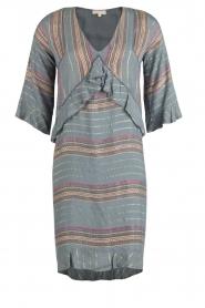 Hoss Intropia | korte jurk Alice | blauw  | Afbeelding 1