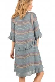 Hoss Intropia | korte jurk Alice | blauw  | Afbeelding 5