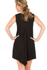 ELISABETTA FRANCHI |  Lace-ip dress Lexa | black  | Picture 5
