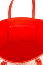 ELISABETTA FRANCHI | Shopper Block | rood  | Afbeelding 5