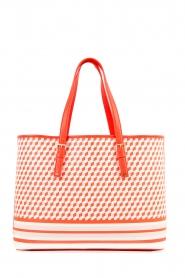 ELISABETTA FRANCHI | Shopper Block | rood  | Afbeelding 1